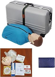 Medische halve lichaam pulmonale reanimatie-simulator, eerste hulp opleiding onderwijs model