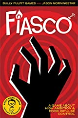 This new edition of Fiasco incorporates everything we've learned about stupid disasters, poorly-timed plans, and precious things on fire into a new, accessible format that is very beginner-friendly. Everything you need to get started is in the box! N...