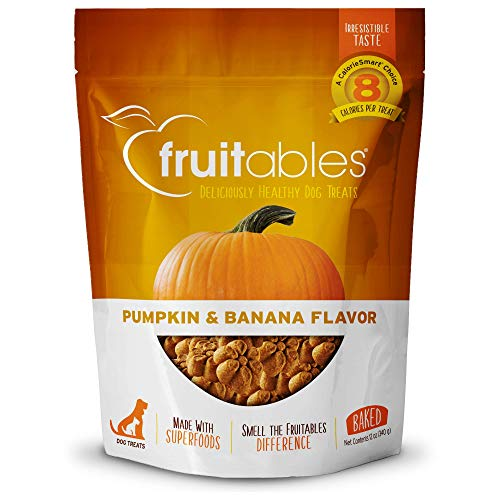 TITLE_Fruitable Healthy Treats For Puppies