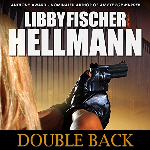 Doubleback audiobook cover art