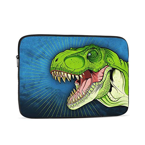 "10""12""13""15""17 Inch Laptop Bag Sleeve Case Dinosaur Notebook Waterproof Computer Tablet Carrying Bag Cover"