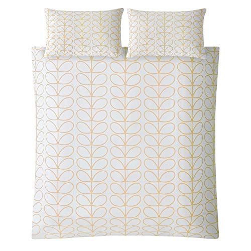 Orla Kiely * Duvet Covers * Linear Stem Dandelion Duvet Cover, Double 200x200cm