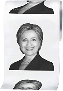 Funny Toilet Paper,Hillary Clinton Toilet Paper,Novelty-Political Toilet Paper Roll,Gag Prank Joke Gift