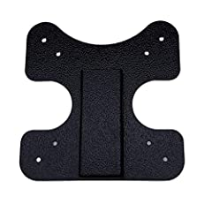 Model Compatibility: This bracket EXCLUSIVELY works with the following model numbers: AOC i2067f, i2367F, i2367Fm, i2367Fh, i2757Fh, i2757Fm, i2267Fw, and i2267Fwh. Check model number before ordering More Standardized Choices: Don't worry if your AOC...