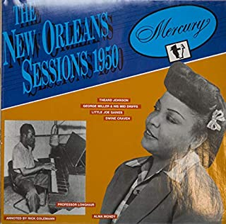 The Mercury New Orleans Sessions 1950