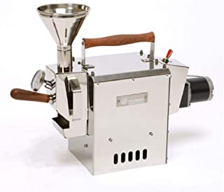 types of coffee roasting machines