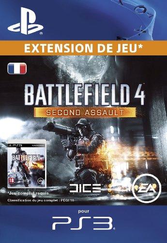 Battlefield 4 Second Assault [Code Jeu PSN PS3 - Compte français]