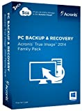 Acronis True Image 2014 PC Backup and Recovery 5GB