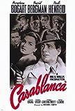 Casablanca Movie Poster (27,94 x 43,18 cm)