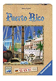 Ravensburger Alea 26907 - Puerto Rico (B0002HWRQG) | Amazon price tracker / tracking, Amazon price history charts, Amazon price watches, Amazon price drop alerts
