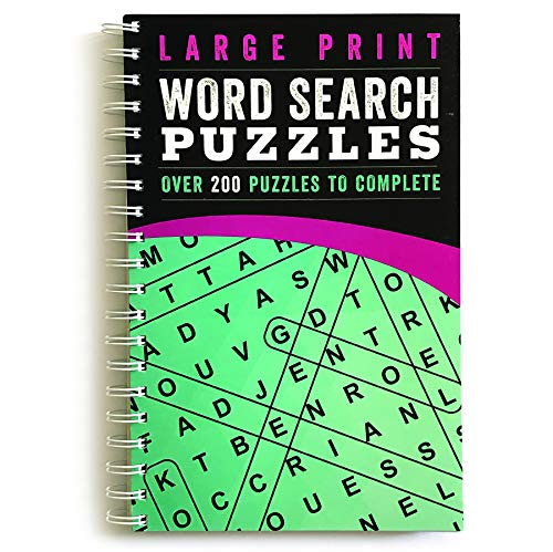 Compare Textbook Prices for Large Print Word Search Puzzles: Over 200 Puzzles to Complete Large Print Edition ISBN 9781680524871 by Parragon Books,Parragon Books