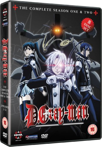 D. Gray Man-The Complete Collection [Edizione: Regno Unito] [Import]