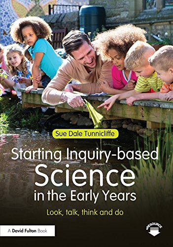 Image OfStarting Inquiry-based Science In The Early Years: Look, Talk, Think And Do
