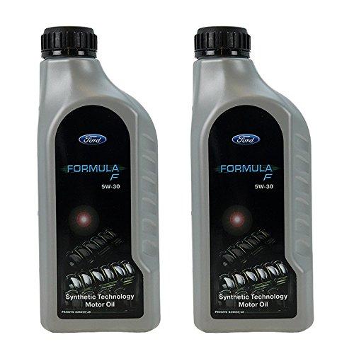 2x 1 L = 2 Liter Ford Formula F 5W-30 Motoröl