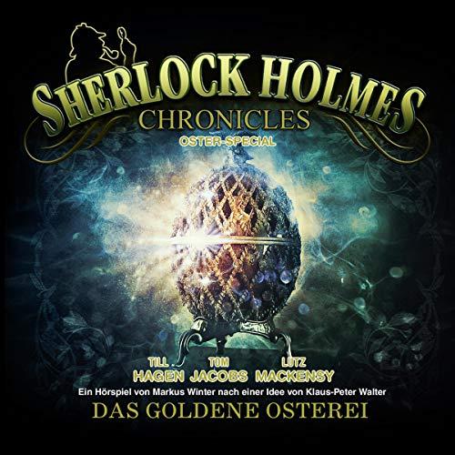 Das goldene Osterei Titelbild