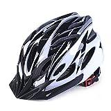Dengofng Casco de bicicleta, casco de bicicleta de montaña, casco de seguridad, ligero, transpirable, para deportes al aire libre, bicicleta de montar