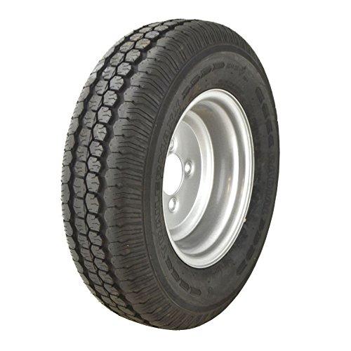AB Tools 145 R10 Mini Neumático Llanta de 4 Capas 4 espárrago Offset 23,5 mm PCD 4' 74N TRSP15