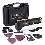 Oscillating Tool, Tacklife 12V 6 Variable Speed...