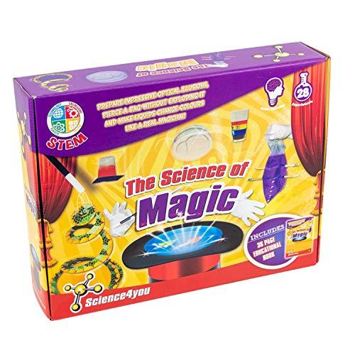 Science 4 You SY603950 - Juego de Accesorios