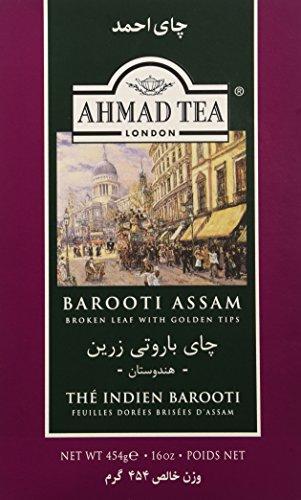 Ahmad Tea Barooti Assam Tea Loose Leaf, 16 Ounce