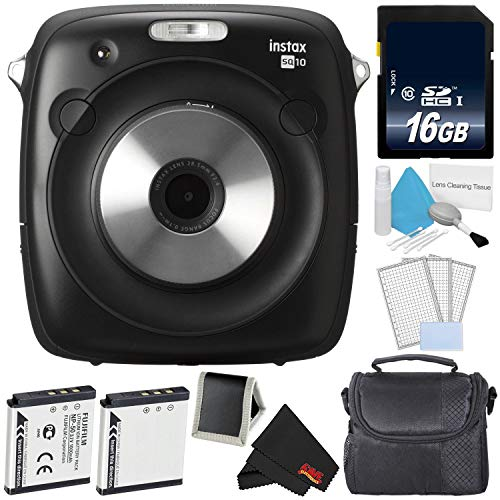 Fujifilm Instax Square SQ10 Hybrid Instant Camera...