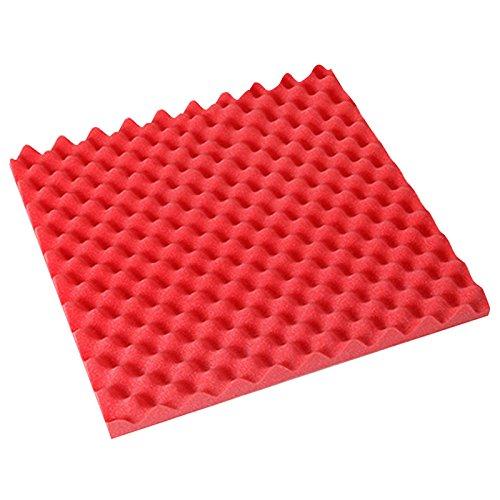 Freshsell Schaumstoff-Fliesen, hochdicht, 50 x 50 x 3 cm, Schalldämmung
