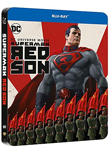 Superman : Red Son [Édition SteelBook]