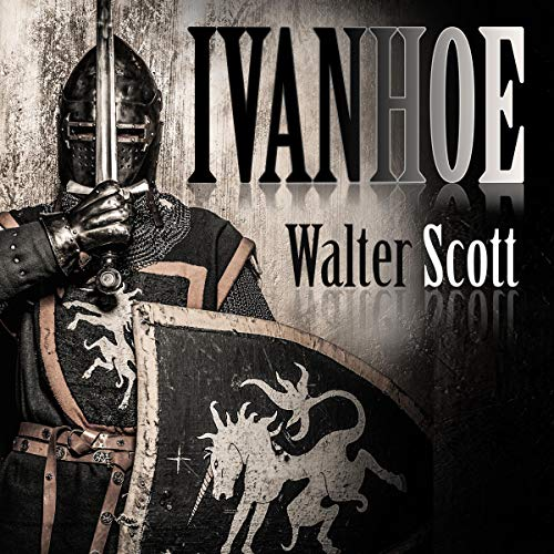 Page de couverture de Ivanhoe