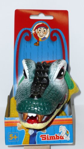 Handpuppe Kasperle Theater Figur Krokodil
