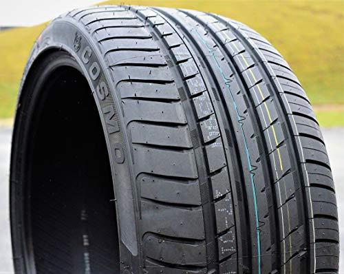 Cosmo MuchoMacho High Performance All Season Radial Tire-275/40ZR20 106Y XL