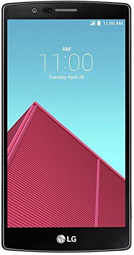 LG G4 Smartphone débloqué 4G (Ecran : 5,5 pouces - 32 Go - Micro SIM - Android 5.0 Lollipop) Noir