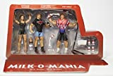 WWE Epic Moments Milk-O-Mania Action Figure Pack