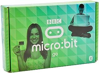 KEYESTUDIO Basic Starter Kit for BBC Micro bit V1, Graphical Programming Built-in Bluetooth Compass, Motion Detection, LED...