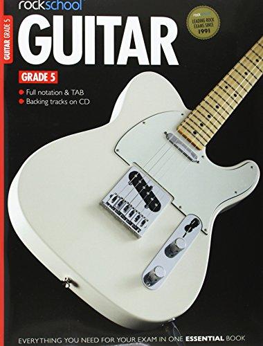 Rockschool Guitar - Grade 5 (2012)