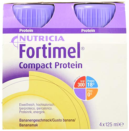 Fortimel Compact Protein Banana 4 X 125 Ml