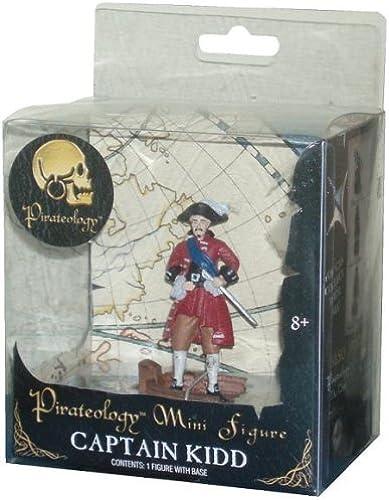 Pirateology Captain Kidd mini Figure
