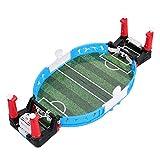 STOBOK Mini Juegos de Futbolín Fútbol Portátil para Deportes con Los Dedos para Niños Y Adultos Juegos de Fútbol Juego Interactivo Entre Padres E Hijos Juguetes de Fiesta de Futbolín