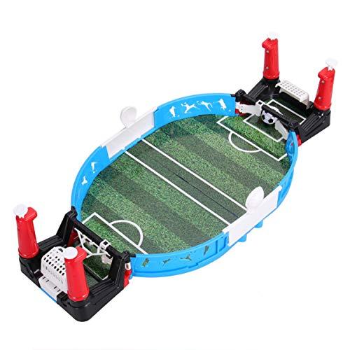 STOBOK Mini Juegos de Futbolín Fútbol Portátil para Deportes con Los Dedos para Niños Y Adultos Juegos de Fútbol Juego Interactivo Entre Padres E Hijos Juguetes de Fiesta Futbolín