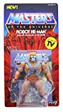 Masters of the Universe Super 7 Retro Action Figure Robot He Man