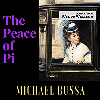 The Peace of Pi audiobook cover art