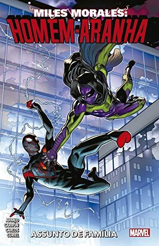 Miles Morales: Homem-Aranha Vol.03