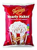 Popcornopolis Nearly Naked Gourmet Popcorn, 4.5 Ounce (Pack of 8)