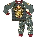 HARRY POTTER Pijamas para Niños Quidditch 8-9 Años