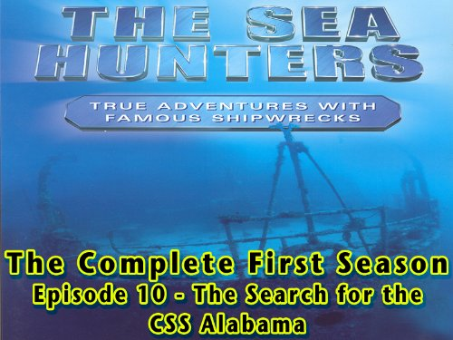 The Search for the CSS Alabama