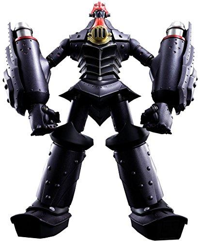 Soul of Chogokin GX - 48K Big - O Iron Finish (Full Package)