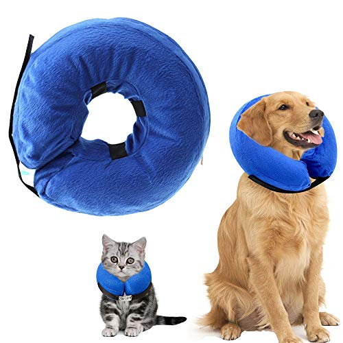 I-PET Inflatable Dog Collar