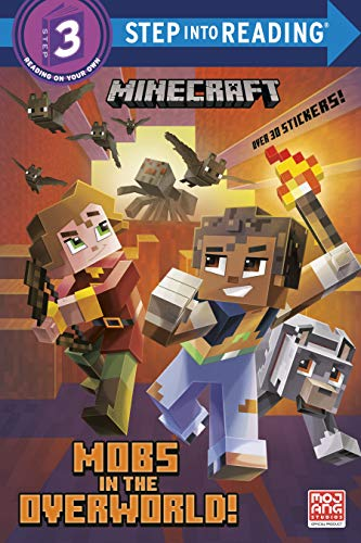 Mobs in the Overworld! (Minecraft) (Step into Reading)