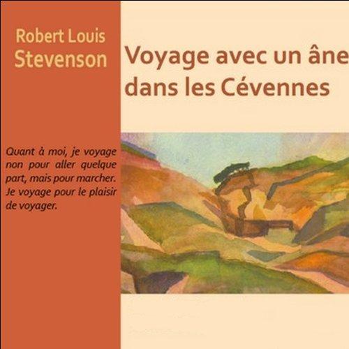Voyage avec un âne dans les Cévennes  By  cover art