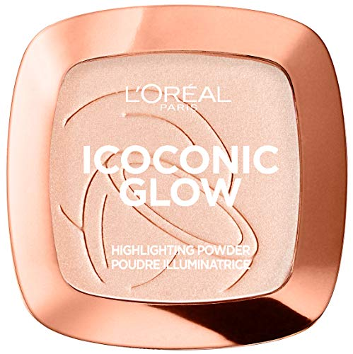 L'Oréal Paris Puder-Highlighter 01 Icoconic Glow, 1 Stück