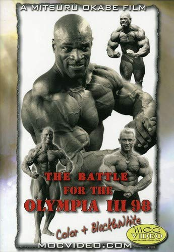 The Battle for Olympia 1998 (Bodybuilding)